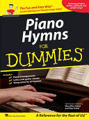 Piano Hymns For Dummies Songbook