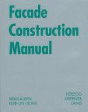 Facade Construction Manual