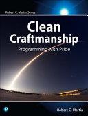 Clean Craftmanship
