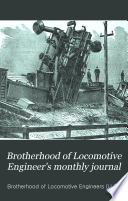 Brotherhood of Locomotive Engineer's Monthly Journal