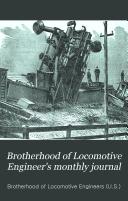 Brotherhood of Locomotive Engineer s Monthly Journal