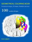 Geometrical Coloring Book