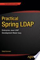 Practical Spring LDAP