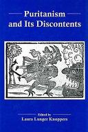 Puritanism and Its Discontents Pdf/ePub eBook