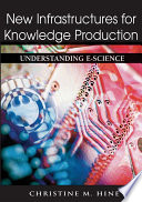New Infrastructures For Knowledge Production Book PDF