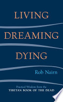 Living Dreaming Dying Book