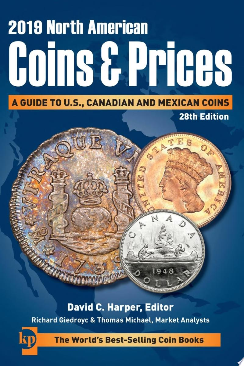 2019 North American Coins and Prices