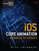 IOS Core Animation