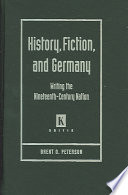 History  Fiction  and Germany