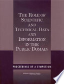 The Role Of Scientific And Technical Data And Information In The Public Domain