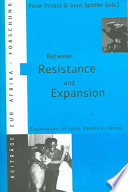 Between Resistance and Expansion