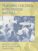 Teaching Children With Diverse Abilities Book PDF