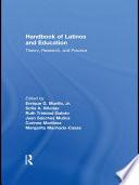 Handbook Of Latinos And Education