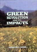 Green-revolution and Its Impacts