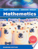 Scott Foresman-Addison Wesley Mathematics