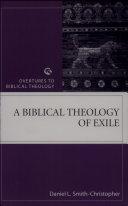 A Biblical Theology of Exile [Pdf/ePub] eBook