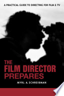 The Film Director Prepares Book PDF