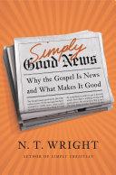 Simply Good News [Pdf/ePub] eBook