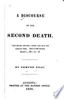 A Discourse on the Second Death