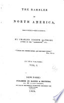 The Rambler in North America Book PDF