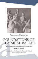 Foundations of Classical Ballet Book