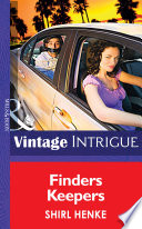 Finders Keepers  Mills   Boon Intrigue   Bombshell  Book 31