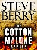 The Cotton Malone Series 9 Book Bundle
