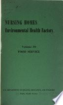 Nursing Homes: Environmental Health Factors