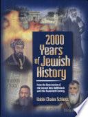 2000 Years Of Jewish History Book