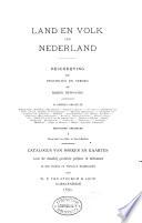 Land en volk van Nederland