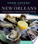 Food Lovers  Guide to   New Orleans Book