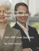 PMP Exam Prep Guide  Special for 2020