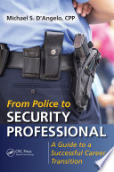 From Police To Security Professional Book PDF