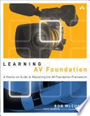 Learning Av Foundation Book PDF
