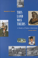 This Land was Theirs Book
