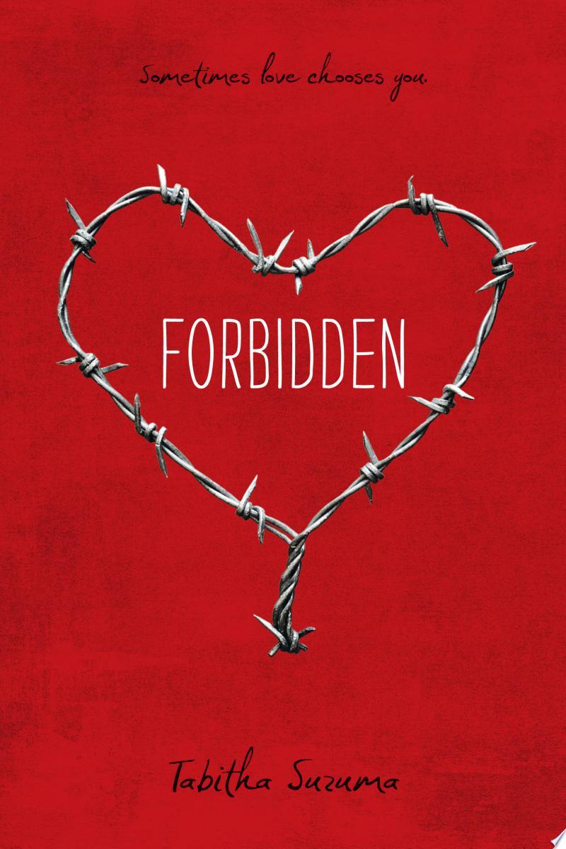 Forbidden banner backdrop