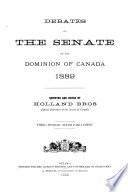 Debates of the Senate