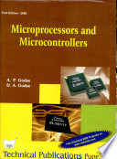 Microprocessors and Microcontroller Book