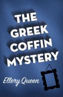The Greek Coffin Mystery Pdf/ePub eBook