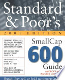 Standard and Poor's SmallCap 600 Guide