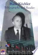 Hans K Chler Bibliography And Reader