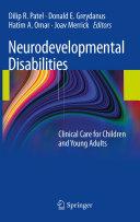 Neurodevelopmental Disabilities