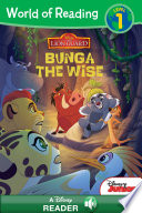 World of Reading  Lion Guard  Bunga the Wise