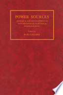 Power Sources Book