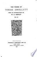 The Works of Tobias Smollett