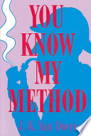 Download You Know My Method Epub