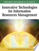 Innovative Technologies for Information Resources Management Book