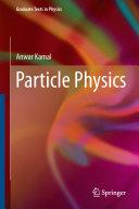 Particle Physics Pdf/ePub eBook