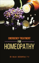 Emergency Treatment for Homeopathy