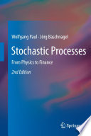 Stochastic Processes Book